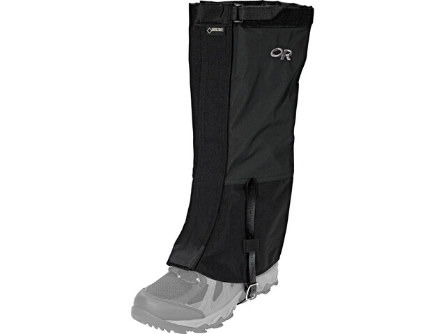 Outdoor Research Expedition Crocodile Gaiters Herr black